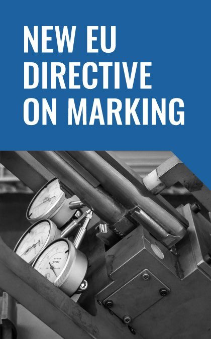 New EU Directive On Marking